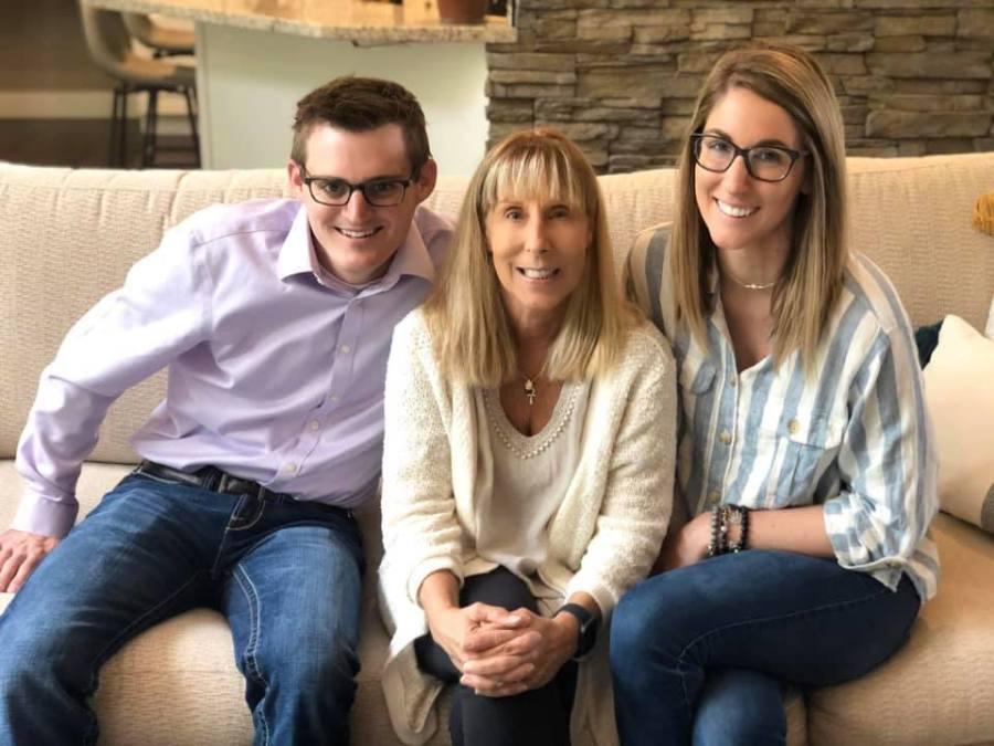 lisa ciampoli and family